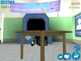 Goat simulator by bluedragon27