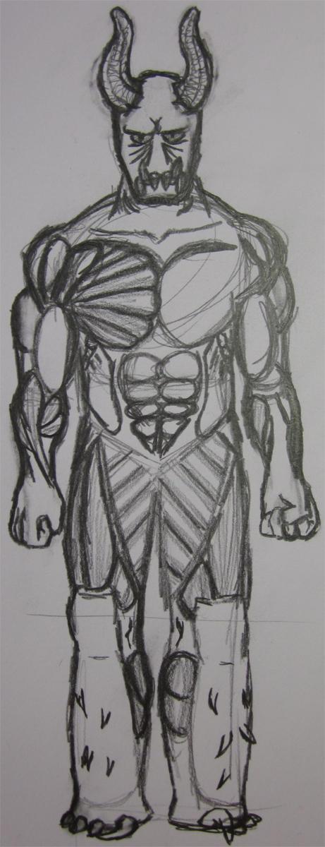Orq anatomy