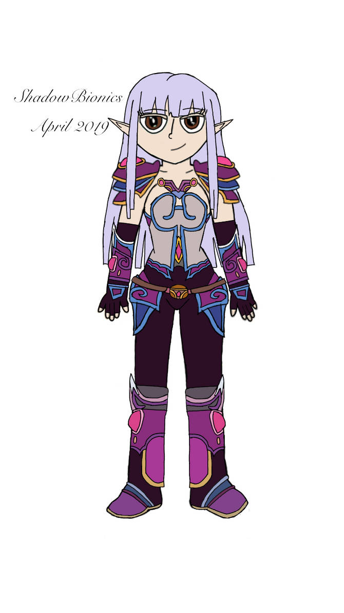 Armored Luna 2