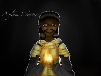 Asylum Weaver (VenturianTale Art) by MineCatGaming