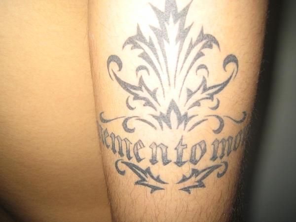 memento tattoo. memento tattoo.