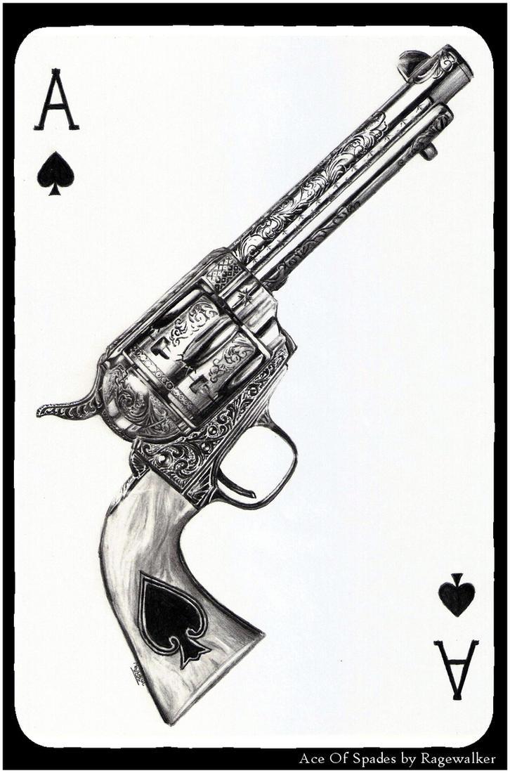 Ace Of Spades by Ragewalker on DeviantArt