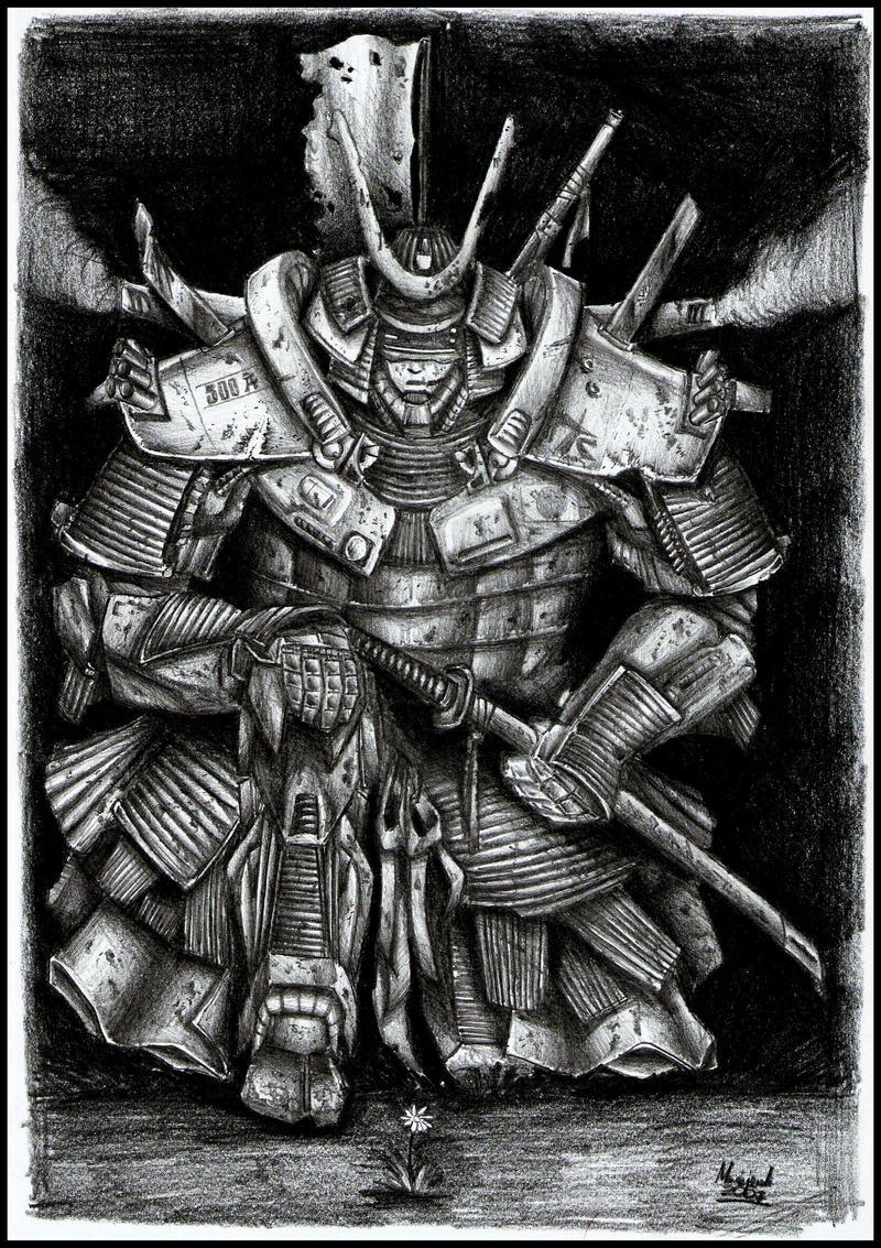 Modern Samurai by Ragewalker on DeviantArt
