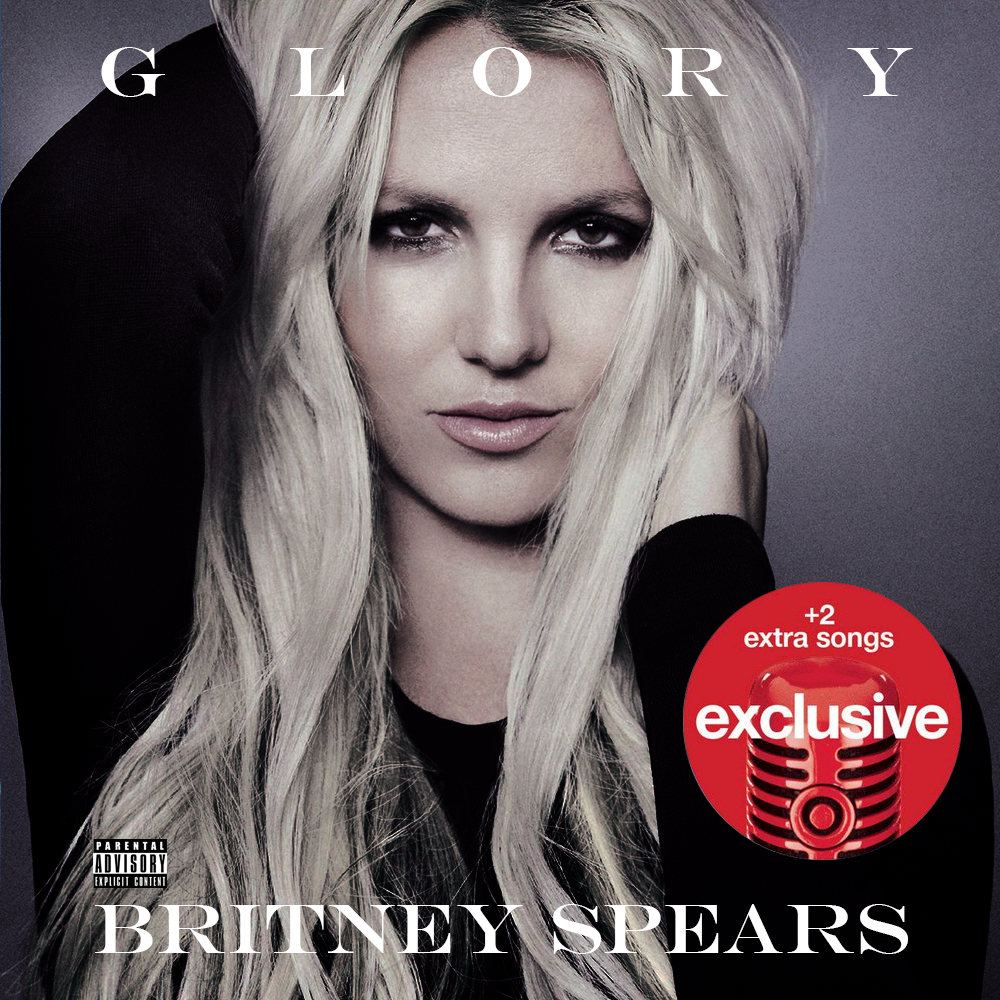 Britney Spears - Glory (Target Ed. Fanmade) by marilyncola ... Britney Spears Glory