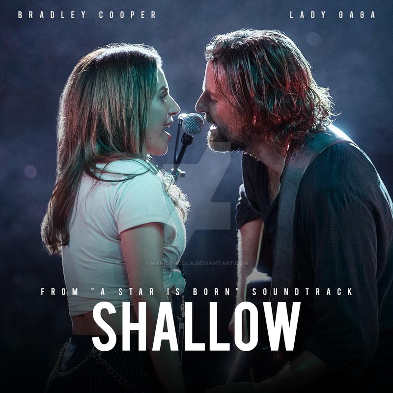 Lady Gaga, Bradley Cooper - Shallow (Single) by ...
