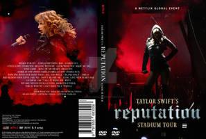 Taylor Swift's reputation Stadium Tour (DVD)