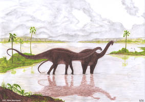 Amazonian giant by RSNascimento