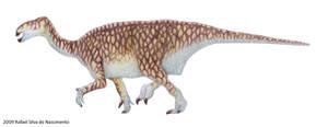 Iguanodon bernissartensis by RSNascimento