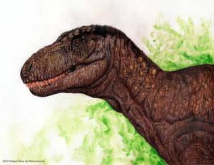Tarbosaurus bataar