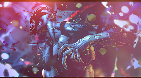 Anti venom v2 by OriginalBoss