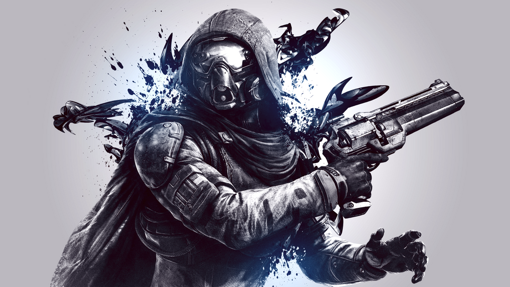 Destiny Hunter By OriginalBoss On DeviantArt