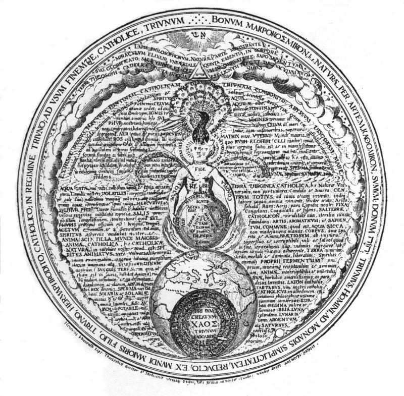 Kabbalah Circles 03 by DeviantNepStock
