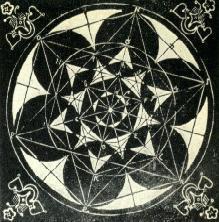 Kabbalah Circles 04 by DeviantNepStock