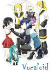 Vocaloid~ !
