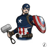 Captain America (Endgame) by grdobina
