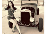 another pin up of me