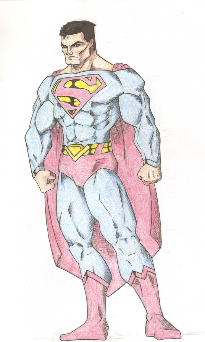 Superman by SlaughterMeister