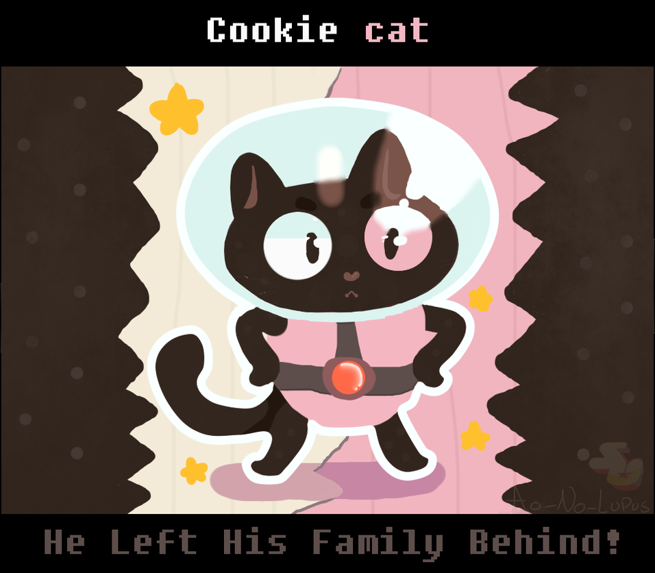Cookie Cat By Ao No Lupus