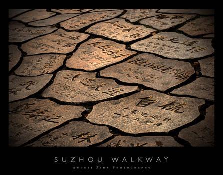 Suzhou Walkway by Andrejz