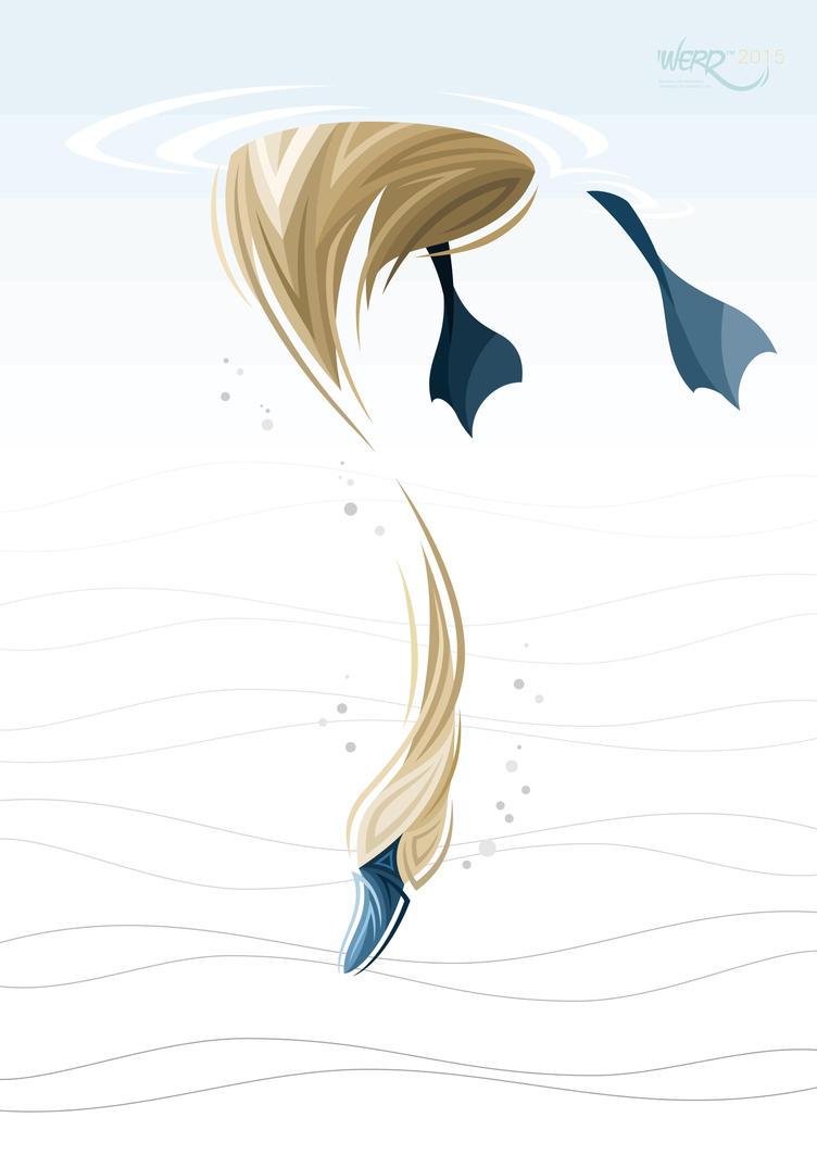 WERD swan 2 by awkwerd