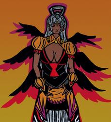 Seraphic Widow BLACK