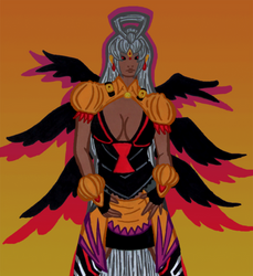 Seraphic Widow COLOR
