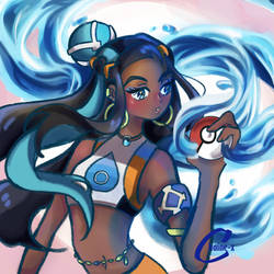 Water Type by Chaine-x