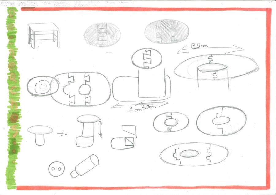 planche de recherches pour tables design by kakashitwo on deviantart. Black Bedroom Furniture Sets. Home Design Ideas