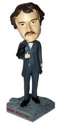 Edgar Allan Poe Figurine by TheBobblehead