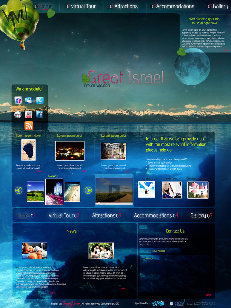 Great Israel by PropertyVision
