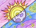 Moonlit Sun
