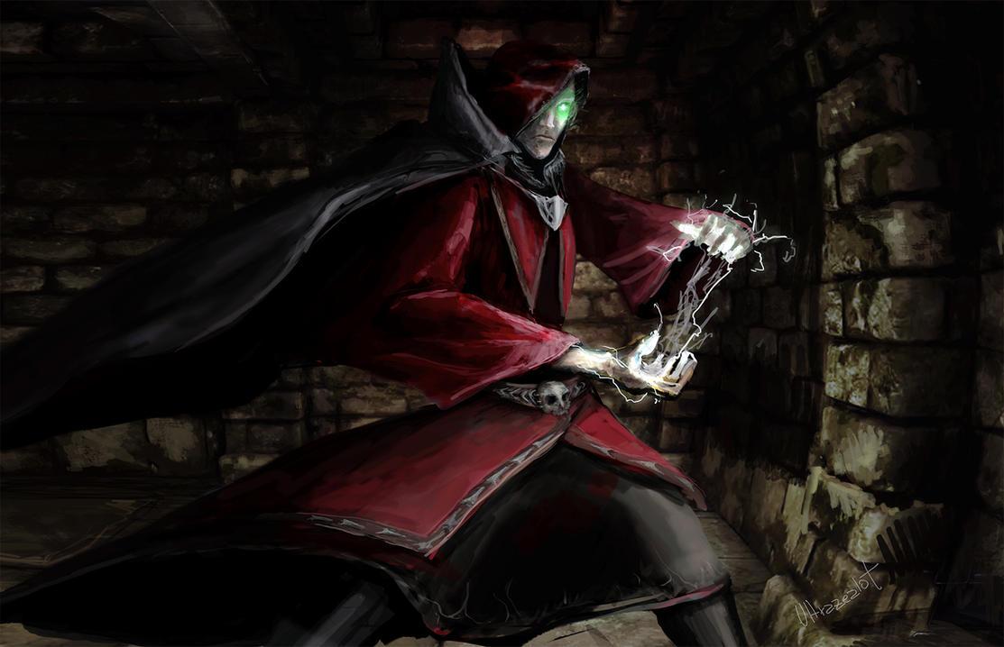 Daedolon (Hexen Mage) by ULTRAZEALOt