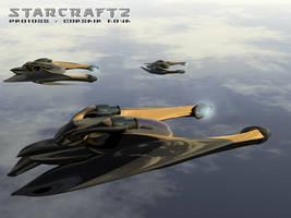 SC2 - corsair nova by ULTRAZEALOt