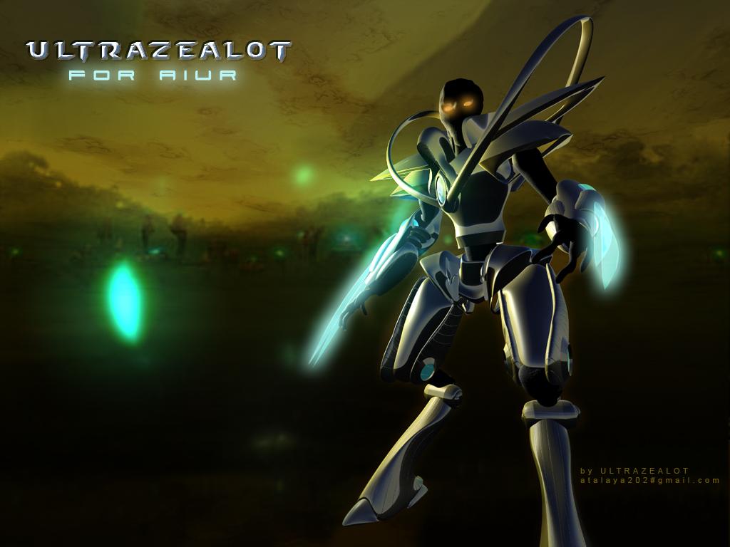 Starcraft - for aiur by ULTRAZEALOt