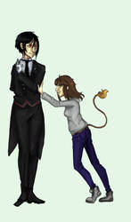 Request: HinataFox790 by Floofed