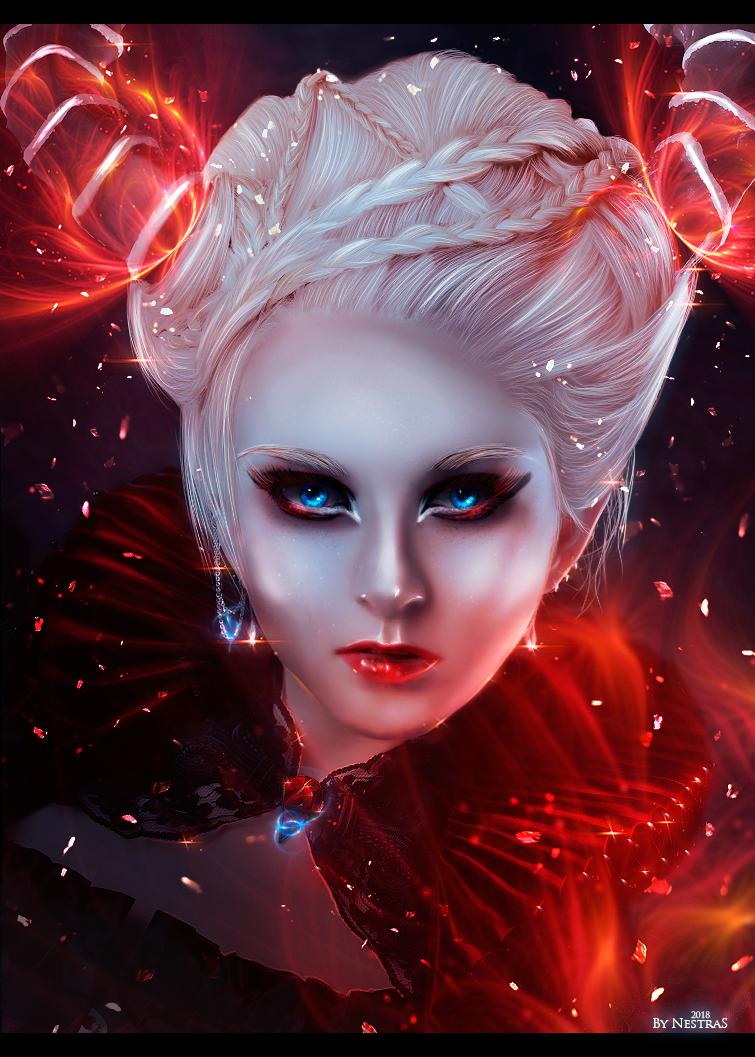 Maria Amanda - Demon Queen by NestraS