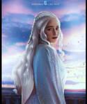 Khaleesi| Daenerys Targaryen | Game of Thrones art