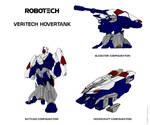 Veritech Hovertank By Beeblebroxcompany