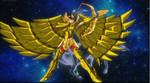 saint seiya soul of gold sagittarius armor