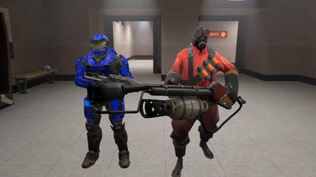 Caboos And Pyro