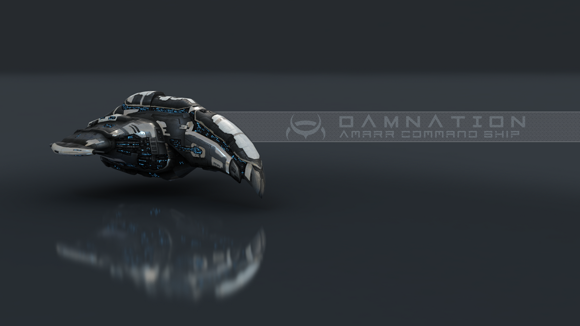 Eve: Damnation Wallpaper by foxgguy2001