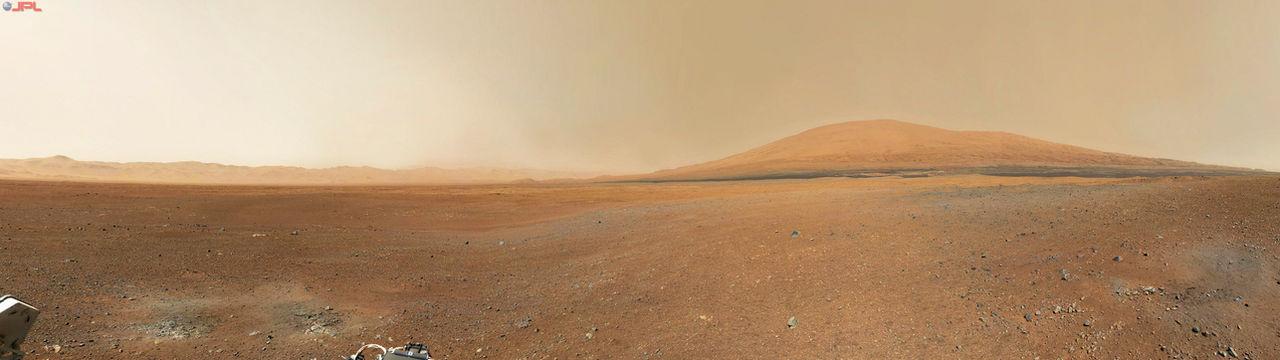 Mars Wallpaper Curiosity Rover Dual Monitor