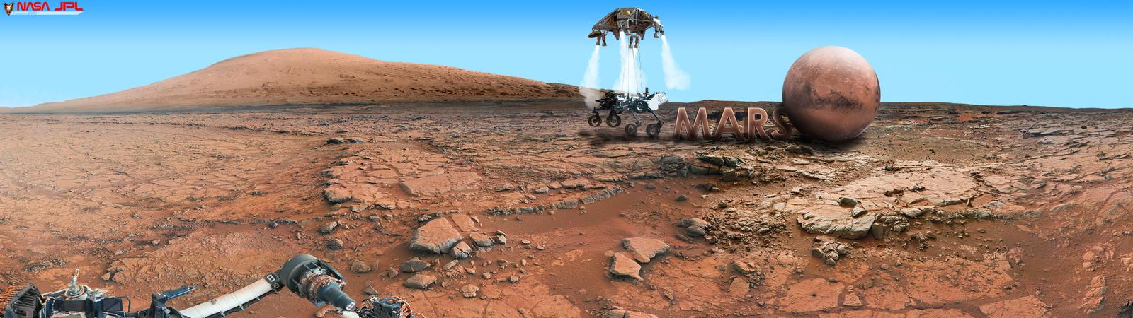 mars wallpaper reddit