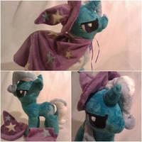 Trixie Plushie by Arualsti