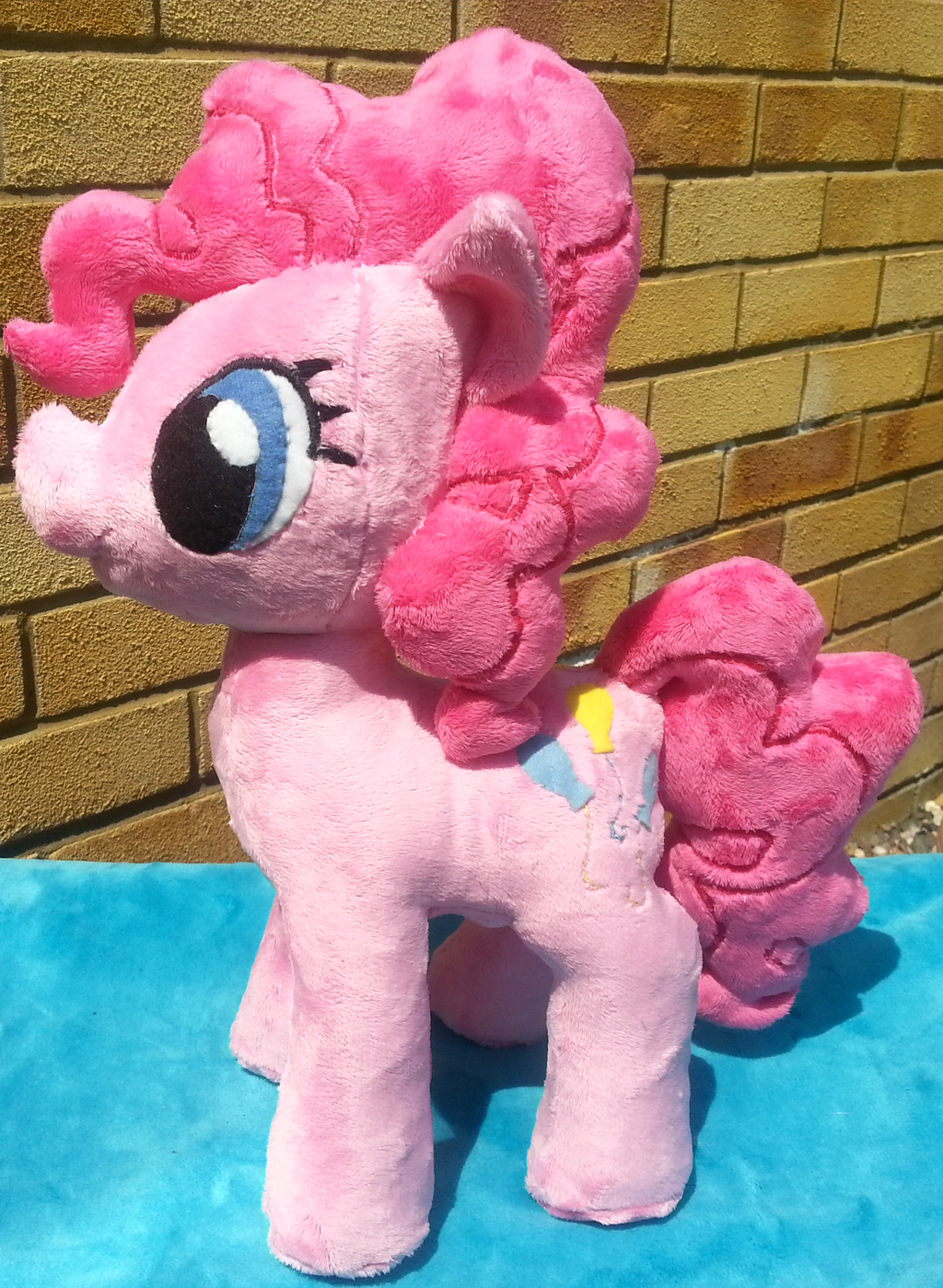 Pinkie Pie Plush by Arualsti