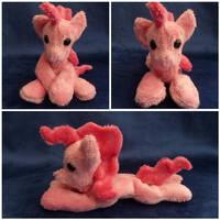 Pinkie Beanie by Arualsti
