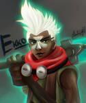 Ekko - League Of Legends