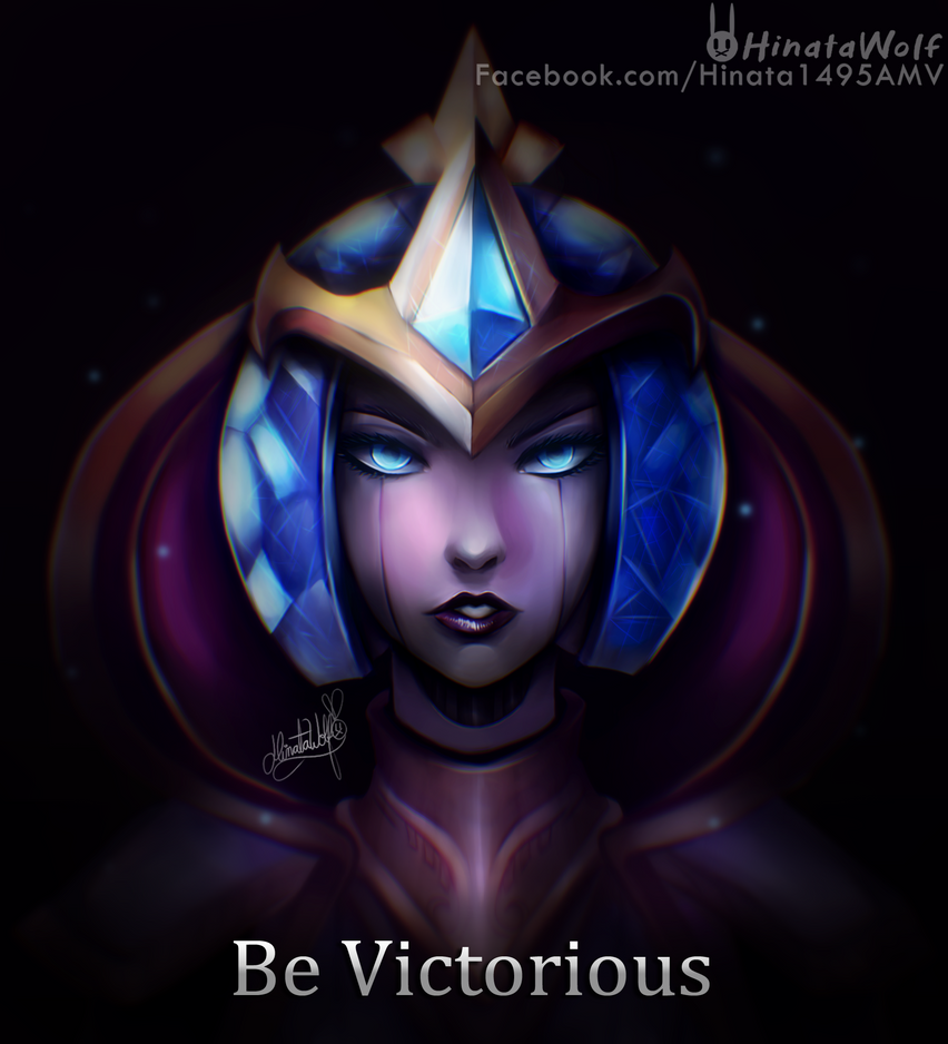 Victorious Orianna by Hinata1495