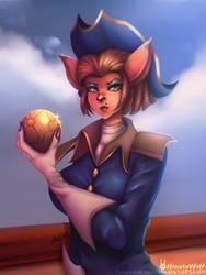Captain Amelia by Hinata1495