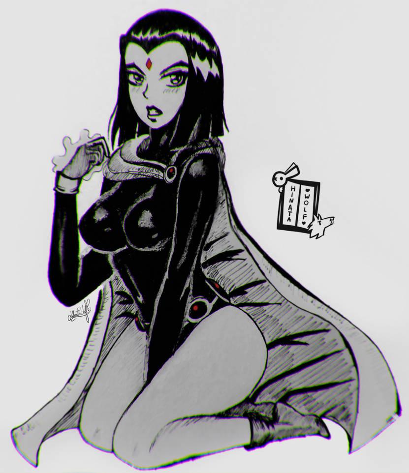Raven by Hinata1495